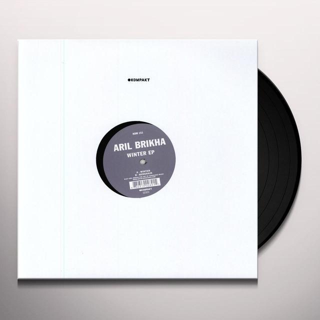 Aril Brikha WINTER EP (EP) Vinyl Record