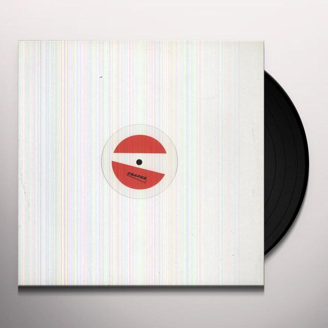Patrice Bäumel JUST ELECTRICITY Vinyl Record