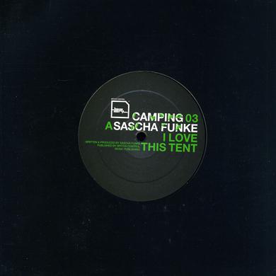 Camping 3 3/3 / Various (Ep) CAMPING 3 3/3 / VARIOUS Vinyl Record