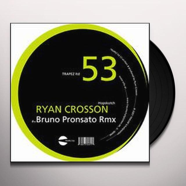 Ryan Crosson HOPSKOTCH & GOTHAM ROAD RMX Vinyl Record
