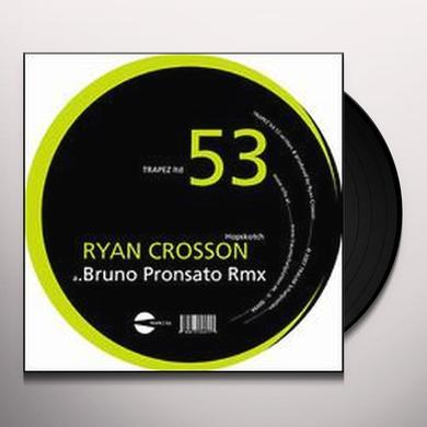 Ryan Crosson HOPSKOTCH & GOTHAM ROAD RMX Vinyl Record - Remixes