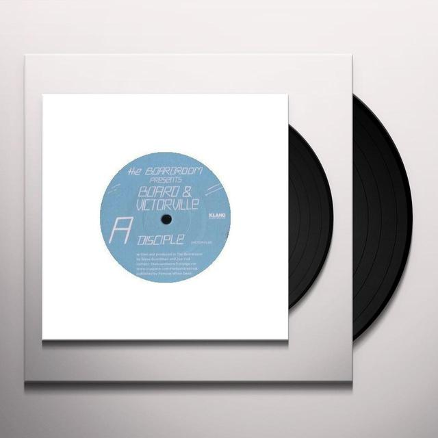 Boardroom Presents Board & Victoria CHROMOPHOBIA Vinyl Record