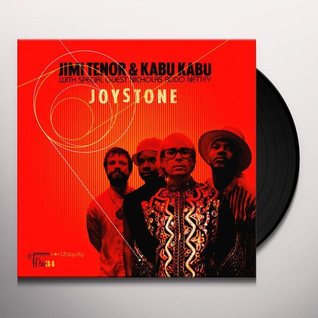 Jimi / Kabu Kabu Tenor JOYSTONE Vinyl Record