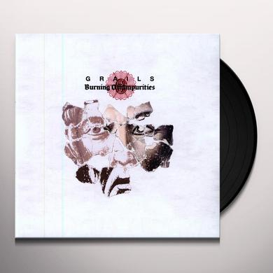 Grails BURNING OFF IMPURITIES Vinyl Record