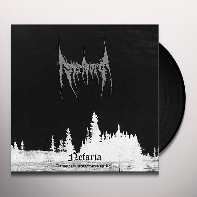 Striborg NEFARIA Vinyl Record