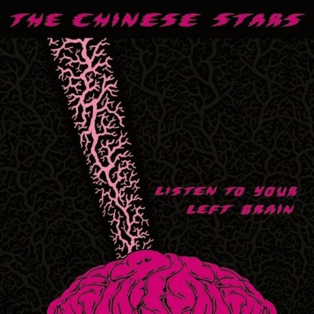 Chinese Stars LISTEN TO YOUR LEFT BRAIN Vinyl Record
