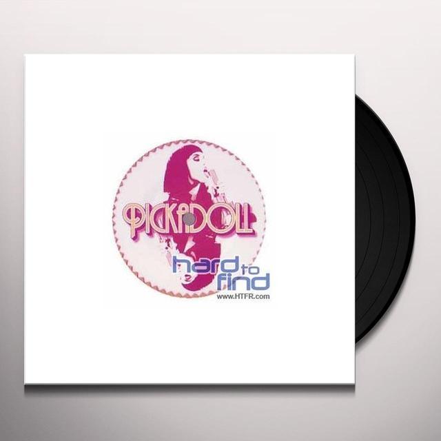 John Dahlbäck I SLIDE (EP) Vinyl Record