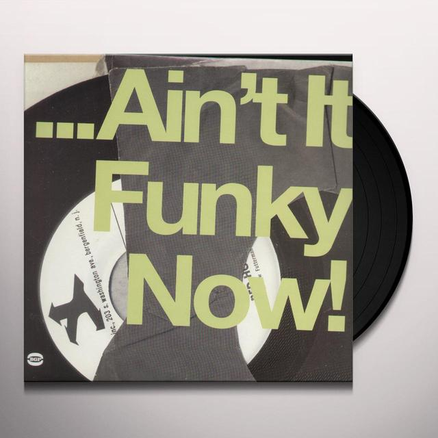 Ain'T It Funky Now / Various (Uk) AIN'T IT FUNKY NOW / VARIOUS Vinyl Record