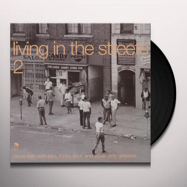 Living In The Streets 2 / Various (Uk) LIVING IN THE STREETS 2 / VARIOUS Vinyl Record - UK Import