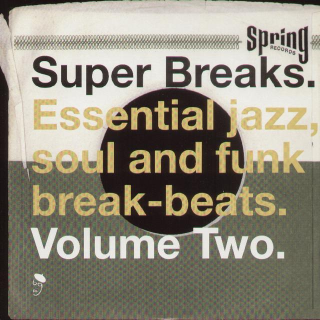 SUPER BREAKS: ESSENTIAL FUNK SOUL & JAZZ 2 / VAR Vinyl Record