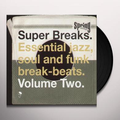 SUPER BREAKS: ESSENTIAL FUNK SOUL & JAZZ 2 / VAR Vinyl Record