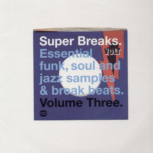 SUPER BREAKS: ESSENTIAL FUNK SOUL & JAZZ 3 / VAR Vinyl Record