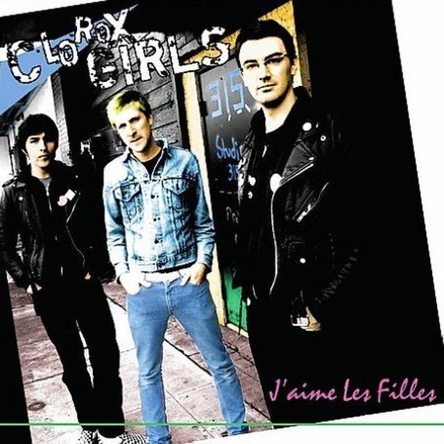 Clorox Girls J'AIME LES FILLES Vinyl Record - Colored Vinyl