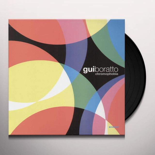 Gui Boratto CHROMOPHOBIA Vinyl Record