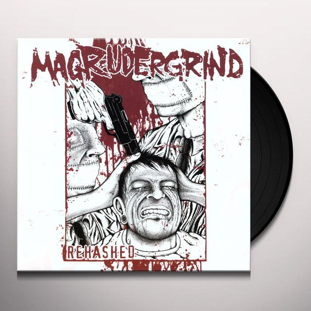 Magrudergrind REHASHED Vinyl Record