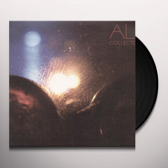 Alias COLLECTED REMIXES Vinyl Record
