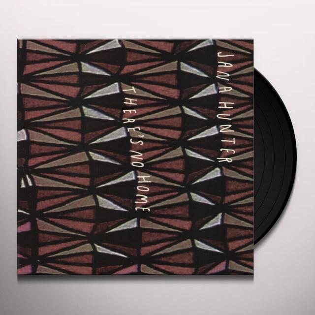 Jana Hunter THERE'S NO HOME Vinyl Record