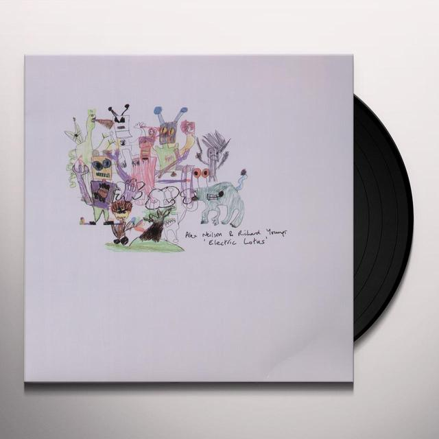 Richard Youngs / Alex Neilson ELECTRIC LOTUS / LOTUS EDITION Vinyl Record - w/CD