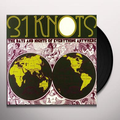 31Knots DAYS & NIGHTS OF EVERYTHING ANYWHERE Vinyl Record