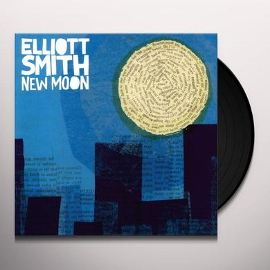 Elliott Smith NEW MOON Vinyl Record