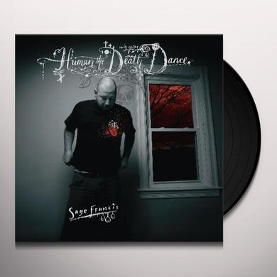 Sage Francis HUMAN THE DEATH DANCE Vinyl Record