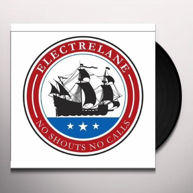 Electrelane NO SHOUTS NO CALLS Vinyl Record