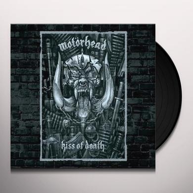 Motorhead KISS OF DEATH (GER) Vinyl Record