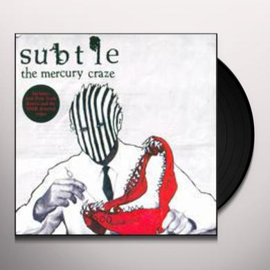 Subtle MERCURY CRAZE Vinyl Record