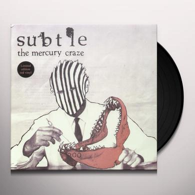 Subtle MERCURY CRAZE (EP) Vinyl Record
