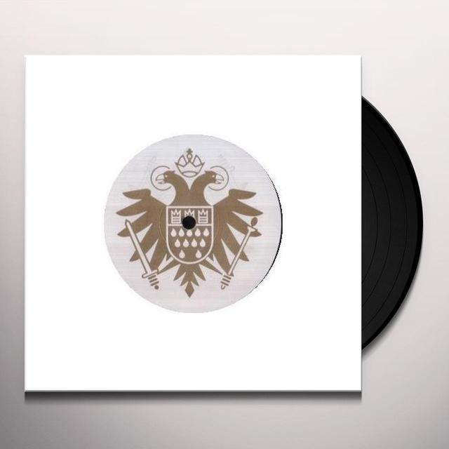 Jurgen Paape SPEICHER 47 (EP) Vinyl Record