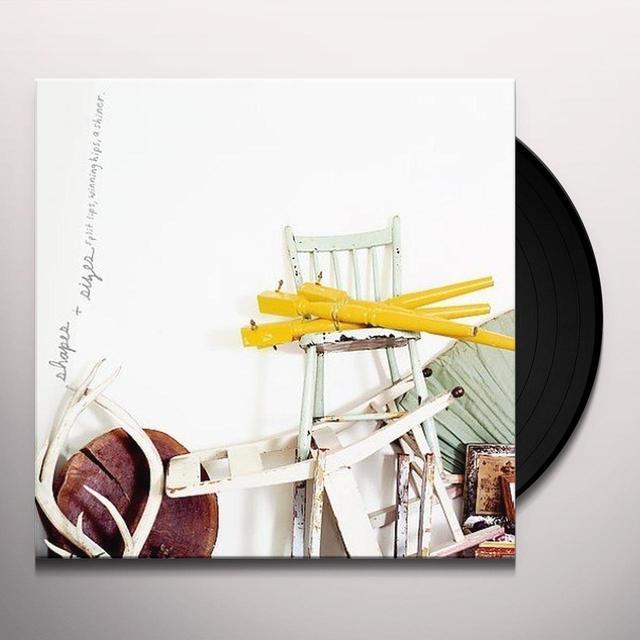 Shapes & Sizes SPLIT LIPS WINNING HIPS A SHINER Vinyl Record