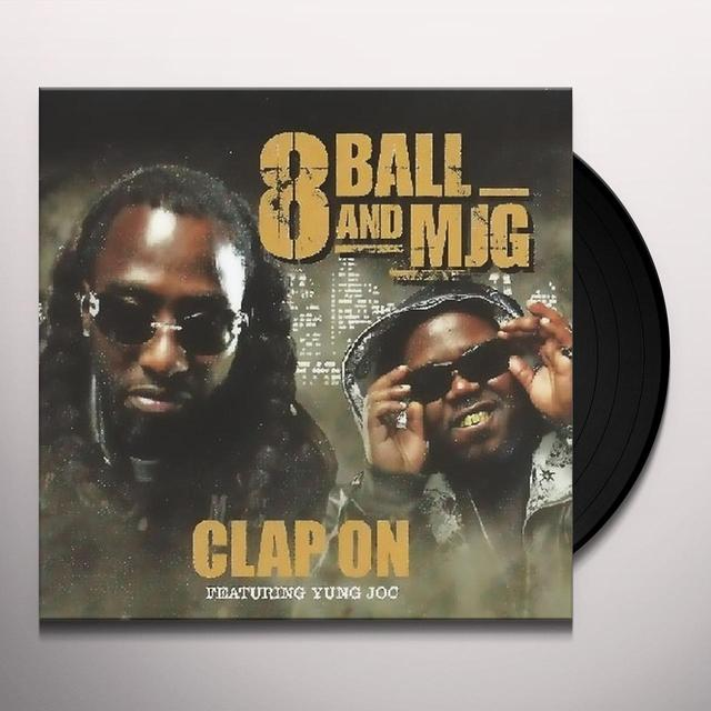 Eightball & Mjg CLAP ON Vinyl Record