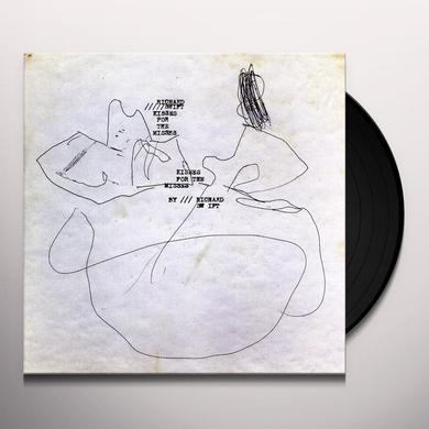Richard Swift KISSES FOR THE MISSES Vinyl Record