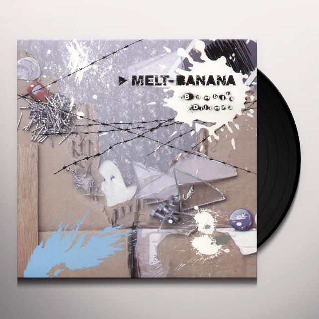 Melt Banana BAMBI'S DILEMMA Vinyl Record