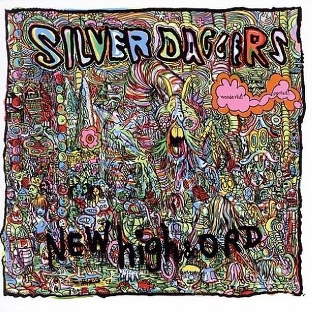 Silver Daggers NEW HIGH & ORD Vinyl Record