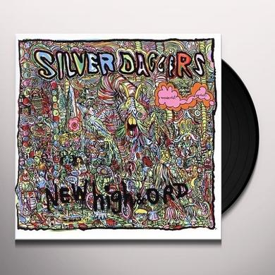 Silver Daggers NEW HIGH & ORD Vinyl Record