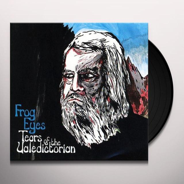 Frog Eyes TEARS OF THE VALEDICTORIAN Vinyl Record