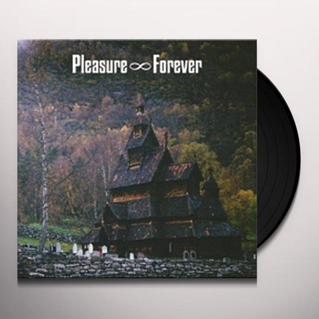 Pleasure Forever BODIES NEED REST Vinyl Record