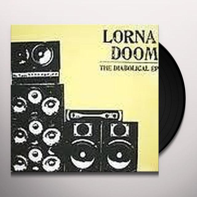 Lorna Doom DIABOLICAL Vinyl Record