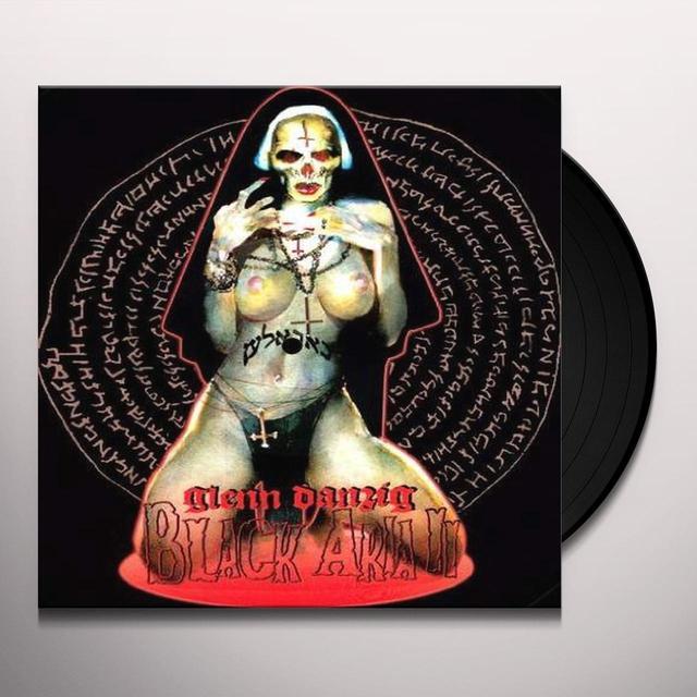 Glenn Danzig BLACK ARIA II: PICTURE DISC (Vinyl)
