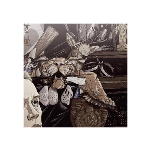 North Sea EXQUISITE IDOLS Vinyl Record