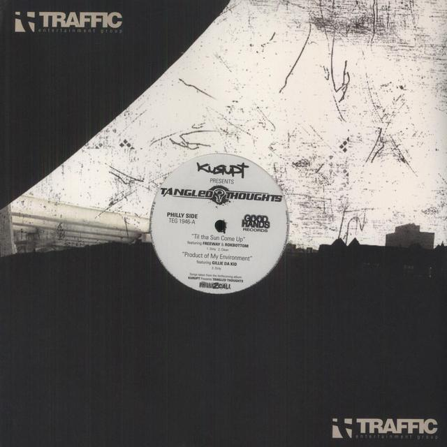 Kurupt TIL THA SUN COME UP / PRODUCT OF MY ENVIROMENT Vinyl Record