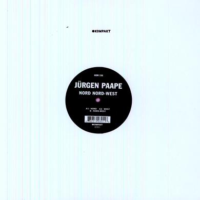 Jurgen Paape NORD NORD-WEST Vinyl Record