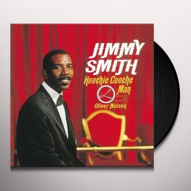 Jimmy Smith HOOCHIE COOCHIE MAN Vinyl Record