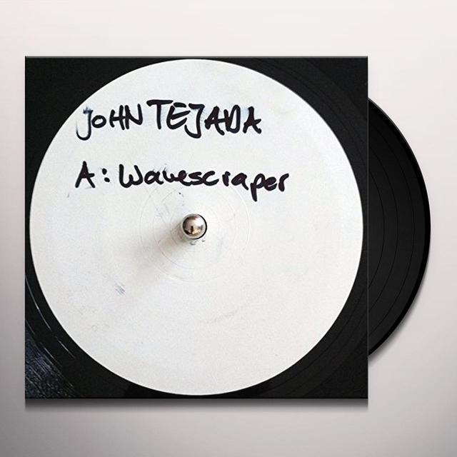John Tejada WAVESCRAPER Vinyl Record