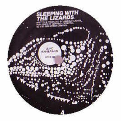 Juho Kahilainen SLEEPING WITH THE LIZARDS Vinyl Record