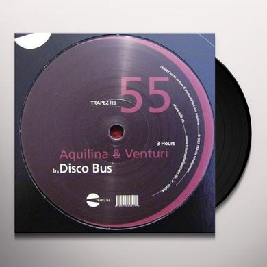 Aquilina & Venturi 3 HOURS Vinyl Record
