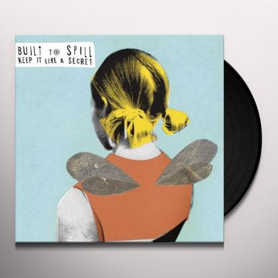 Built To Spill KEEP IT LIKE A SECRET Vinyl Record