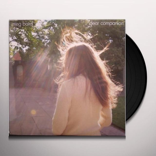Meg Baird DEAR COMPANION Vinyl Record