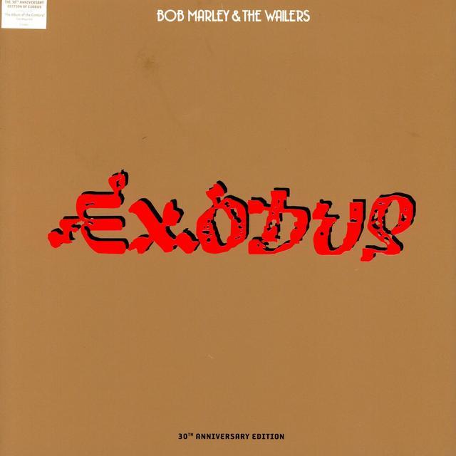 Bob Marley EXODUS: 30TH ANNIVERSARY EDITION (ENG) Vinyl Record